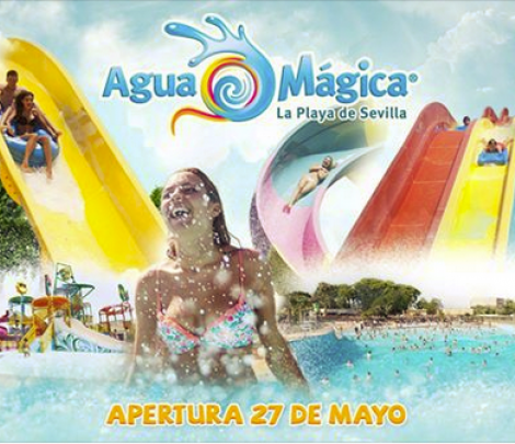 Arrecife : new water attraction at Isla Mágica