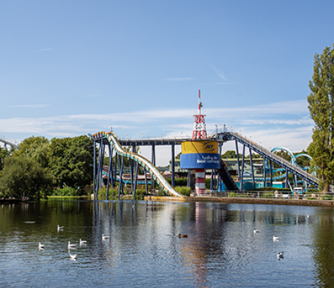 Acquisition du parc Drayton Manor