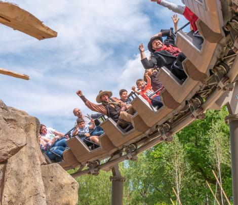 Silver Mountain, a mine of emotions to be experienced with the family!